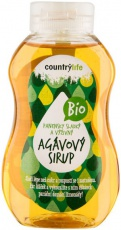 Country life BIO Sirup agávový 250 ml
