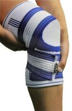 Power System Bandáž na koleno Knee Support Pro bílá