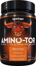 Syntrax Amino-tor BCAA + Glutamine Blend 340g