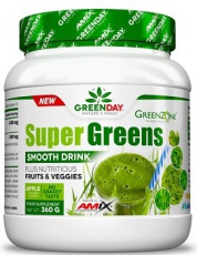 Amix SuperGreens Drink 360g - apple