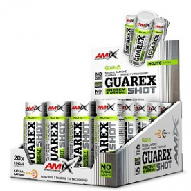 Amix Guarex Energy & Mental Shot
