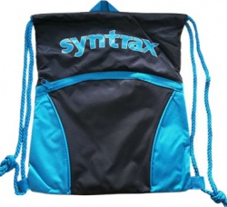 Syntrax bag na záda modro černý