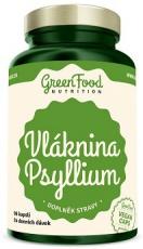 Green Food Vláknina Psyllium 96 kapslí