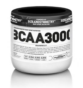 SizeAndSymmetry BCAA 3000 200 kapslí PROŠLÉ DMT S