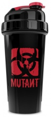 Mutant Nation Šejkr Cup 700ml - černo/červený