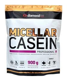 Hitec Nutrition Diamond Line Micellar Casein Professional 900g - vanilka VÝPRODEJ