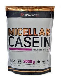 Hitec Nutrition Diamond Line Micellar Casein Professional 2000g - čokoláda