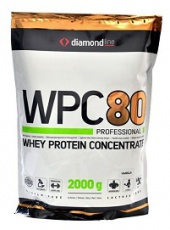 Hitec Nutrition Diamond Line WPC 80 Professional
