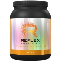 Reflex BCAA 500 kapslí
