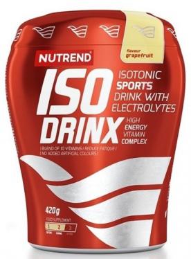 Nutrend Isodrinx 420 g + Nutrend Bidon 500 ml 2019 ZDARMA
