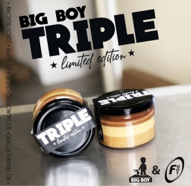 BigBoy Triple Arašídový krém 250g LIMITED EDITION