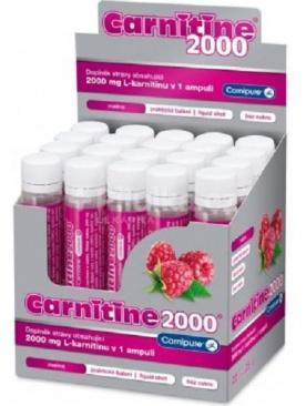 Wellness Food Carnitine 2000 20 x 25ml