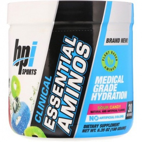 BPI Clinical Essential Aminos 180g