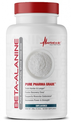 Metabolic Nutrition Beta-Alanine 300g