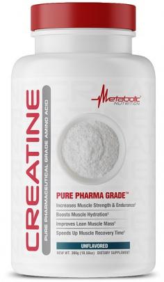 Metabolic Nutrition Creatine 300g