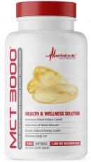 Metabolic Nutrition MCT 3000 180 kapslí VÝPRODEJ