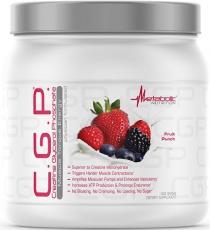 Metabolic Nutrition C.G.P. (kreatin, glycerol, fosfát) 400g VÝPRODEJ