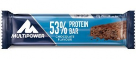 Multipower 53% Protein Bar 50g - mix berry/jogurt VÝPRODEJ