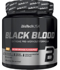 BiotechUSA Black Blood NOX+ 330 g