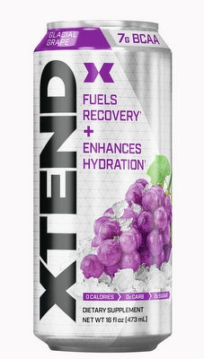 Scivation Xtend Recovery & Hydration Drink On The Go 473 ml