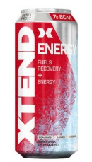 Scivation Xtend Recovery & Energy Drink On The Go 473 ml VÝPRODEJ