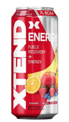 Scivation Xtend Recovery & Energy Drink On The Go 473 ml
