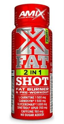 Amix XFat 2 in 1 shot 60 ml - fruity