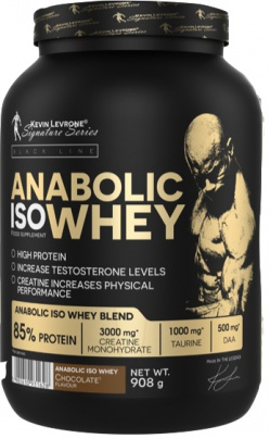 Kevin Levrone Anabolic ISO Whey 908 g - čokoláda VÝPRODEJ (POŠK. OBAL)