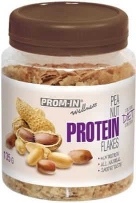 Prom-in Peanut Protein Flakes (müsli) 135 g
