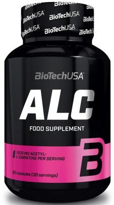 BiotechUSA ALC 60 kapslí
