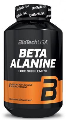 BioTechUSA Beta Alanine 90 kapslí