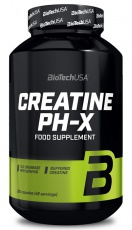 BioTechUSA Creatine pH-X 210 kapslí