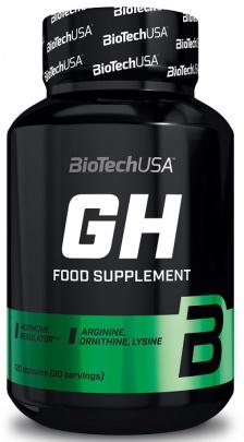 BioTechUSA GH Hormone Regulator 120 kapslí
