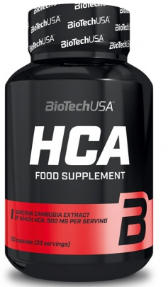 BioTechUSA HCA 100 kapslí