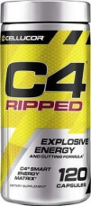 Cellucor C4 Ripped 120 kapslí