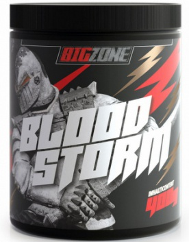 Big Zone Blood Storm 400 g