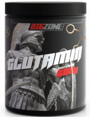 Big Zone Glutamin 500 g - bez příchuti