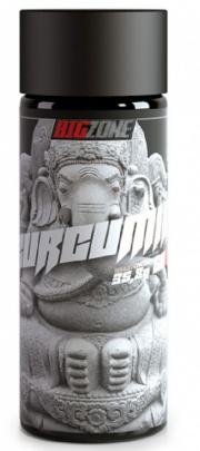 Big Zone Curcumin (Kurkuma extrakt) 90 kapslí