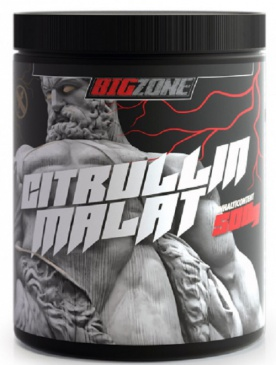 Big Zone Citrullin Malat 500g