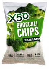 X50 Broccoli Chips 60 g