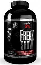 5% Nutrition Rich Piana Freak Show 180 kapslí