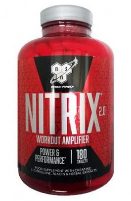 BSN Nitrix 2.0 180 tablet VÝPRODEJ