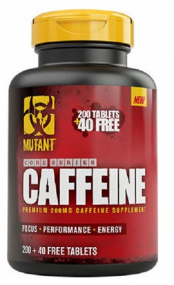 Mutant Caffeine 240 tablet