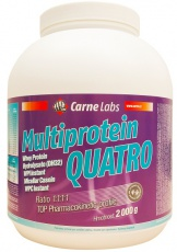 Carne Labs Multiprotein Quatro 2000 g