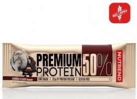 Nutrend Premium Protein Bar 50 g