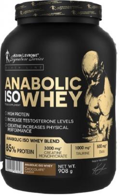 Kevin Levrone Anabolic ISO Whey 908 g + 6x vzorek ZDARMA