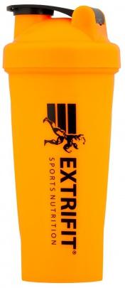 Extrifit Šejkr 600 ml oranžový