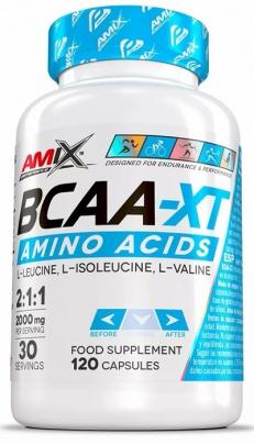 Amix BCAA-XT 120 kapslí