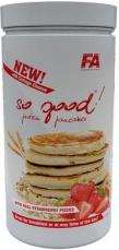 FA So Good Protein Pancakes 1000 g - jahoda PROŠLÉ DMT