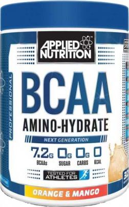 Applied Nutrition BCAA Amino Hydrate 450g + tričko ZDARMA VÝPRODEJ